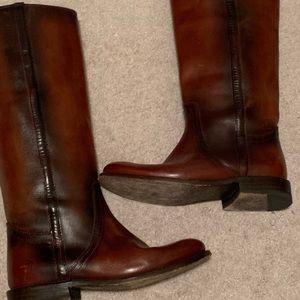 Frye Abigail Riding Boot